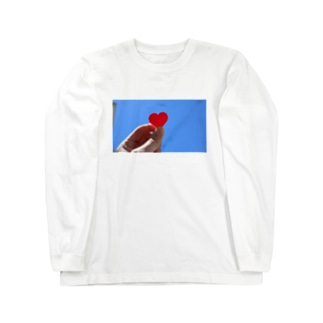 ♡ in the sky Long sleeve T-shirts