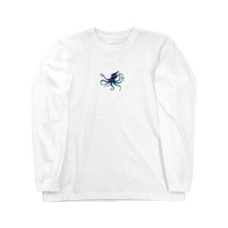 枠無しSchnorchel Long sleeve T-shirts