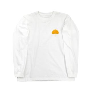 きのこ Long sleeve T-shirts