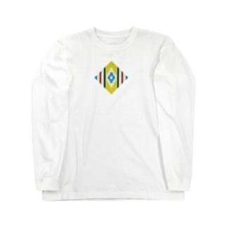 チマヨyellow Long sleeve T-shirts