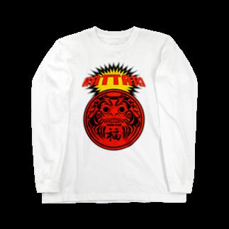KING-COBRAのHATTARI Long sleeve T-shirts