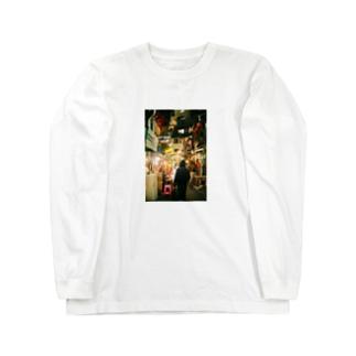 NISHI-OGI T Long sleeve T-shirts