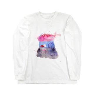 なるなるき Long sleeve T-shirts
