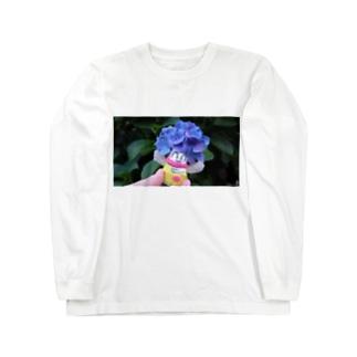 【わわう】お気に入り♪Favorite♪ Long sleeve T-shirts
