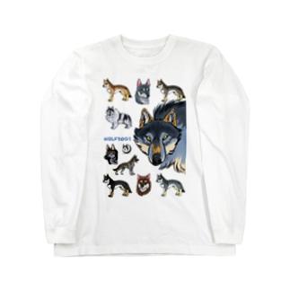WOLFDOGS Long sleeve T-shirts