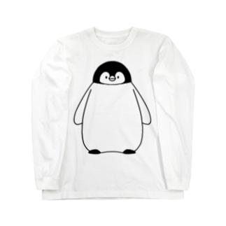 ちょこぺん Long sleeve T-shirts