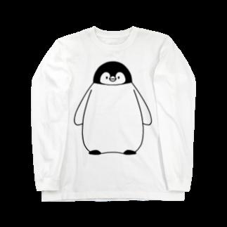 ちょこぺんのちょこぺん Long sleeve T-shirts