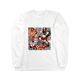 SMF tea (おいしいお茶) Long sleeve T-shirts