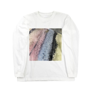 ぼんぼん Long sleeve T-shirts