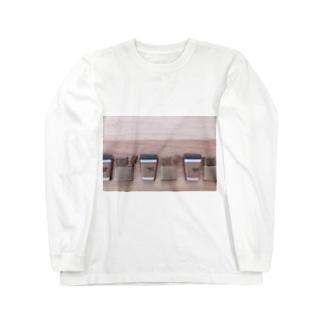 全部妄想 Long sleeve T-shirts