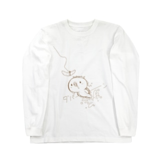 だぱーん Long sleeve T-shirts