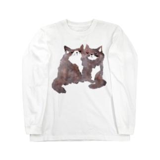 ずっと一緒♡ Long sleeve T-shirts