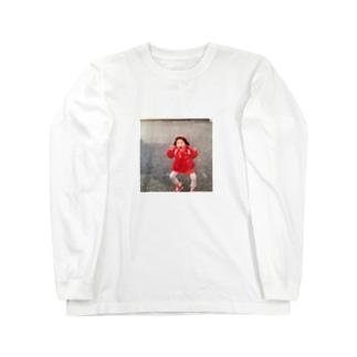 ピギャー Long sleeve T-shirts