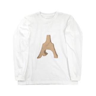 巾柱 Long sleeve T-shirts