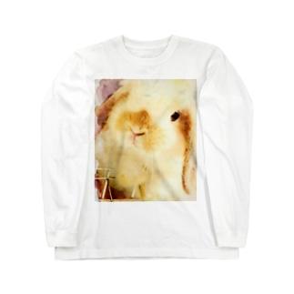 shintaro_1 Long sleeve T-shirts