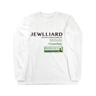 jewlliard logos Long sleeve T-shirts