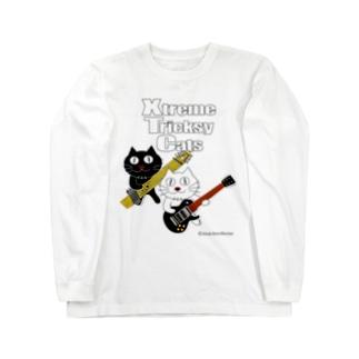 ネコ兄弟 tXTC_51 Long sleeve T-shirts