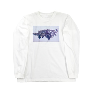 bouquet Long sleeve T-shirts
