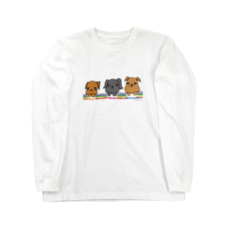 *ranenou*グリフォンgoods Long sleeve T-shirts