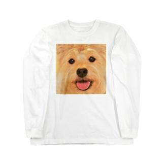 めんこにっこり Long Sleeve T-Shirt