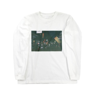 写真 Long sleeve T-shirts