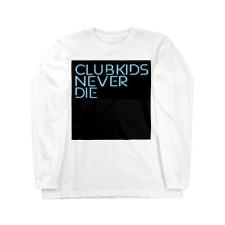 ネバダイ Long sleeve T-shirts