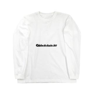 Blockchain.bit Long sleeve T-shirts