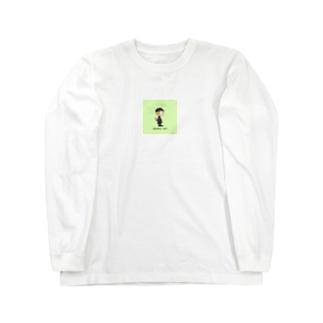 アイスとハックス Long sleeve T-shirts
