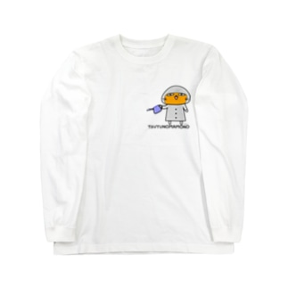 つゆのまもの Long sleeve T-shirts