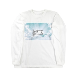 ヘヴン ベッド Long sleeve T-shirts