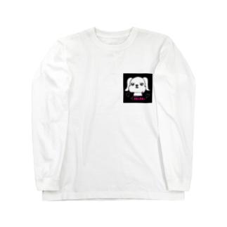 寧々goods(ベルジアングリフォン) Long sleeve T-shirts