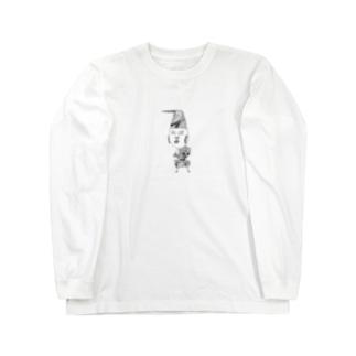 ちゅこのへやのタキコミ・ゴ・ハーン Long sleeve T-shirts
