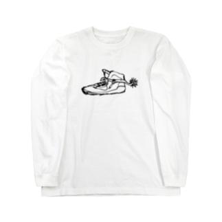 スパー Long sleeve T-shirts