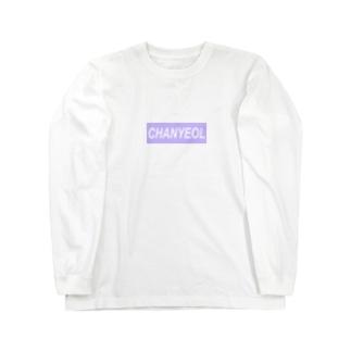 EXO チャニョル  Long sleeve T-shirts