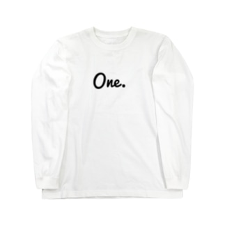 One Long sleeve T-shirts