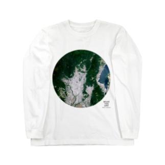 京都府 京都市 ロングスリーブTシャツ Long sleeve T-shirts