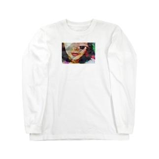 めんちゃま! Long sleeve T-shirts
