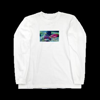 317_mのしゃしん Long sleeve T-shirts