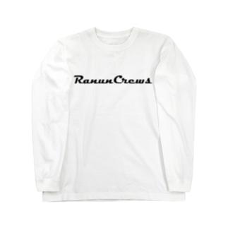 RanunCrews Logo Long sleeve T-shirts