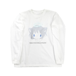 やわらか Long sleeve T-shirts