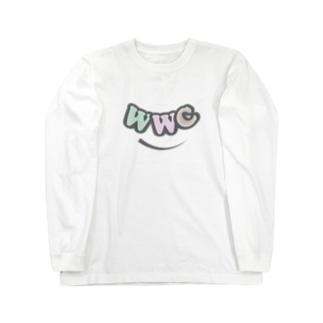 WWC アイテム Long sleeve T-shirts