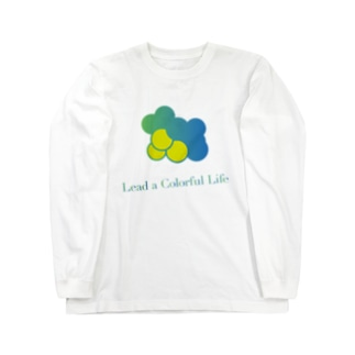Colorful Grapes Long sleeve T-shirts