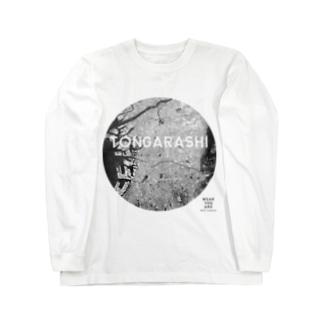 大阪府 大阪市 ロングスリーブTシャツ Long sleeve T-shirts