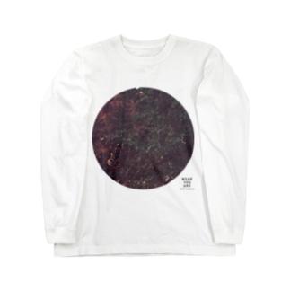 宮崎県 東臼杵郡 ロングスリーブTシャツ Long sleeve T-shirts