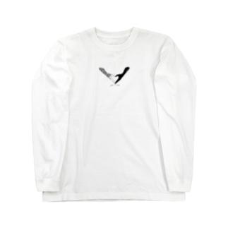 君と僕で Long sleeve T-shirts