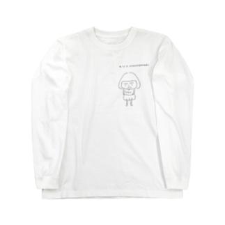 セツコMONOGATARI Long sleeve T-shirts