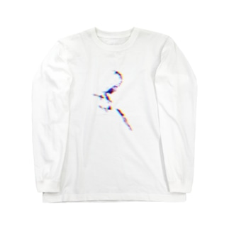 聖母子像3 Long sleeve T-shirts