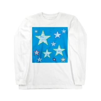星 ★ Long sleeve T-shirts