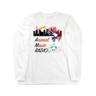 AMR LOGO(2018) Long sleeve T-shirts