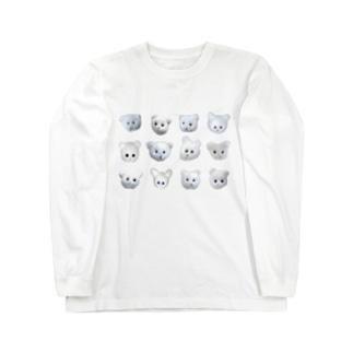 BEARS Long sleeve T-shirts